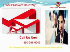 Who is Gmail Password Recovery 1-850-366-6203team? Gmail Password Recovery team is the team of experts who are capable more than enough to solve any kinds of Gmail hectic situations and that's the main reason why more and more customers are getting attracted towards them. So, move your fingers on your Smartphone keypad and make a call at 1-850-366-6203.