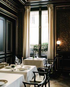 Le Gabriel #Restaurant #Paris #Blisscompass #travel #guide