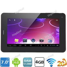 "7"" Ecran Capacitif Android 4.0 2160P HD Tablette Phone http://www.tinydeal.com/fr/7-capacitive-screen-android-40-2160p-hd-tablet-phone-w-wifi-p-75325.html"