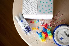 How to Make a Party in a Box | Hey Love Designs