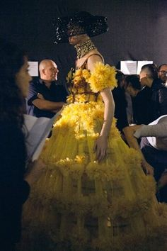 INTERVIEW: Alexander McQueen Womenswear SS13    Published 2 weeks ago  Sarah Burton talks to Dazed Digital about her bee inspired collection as the McQueen buzz intensifies