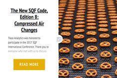 The New SQF Code, Edition 8: Compressed Air Changes