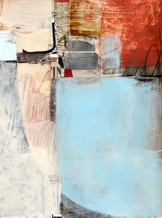 Charlotte Foust - works-on-paper Abstract Painters, Abstract Landscape, Contemporary Abstract Art, Modern Art, Arte Yin Yang, Collage Art Mixed Media, Encaustic Art, Watercolor Artists, Claude Monet