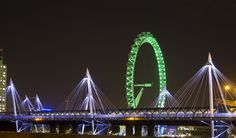 The London Eye viewed from Embankment by Richard McManus on 500px