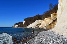 Kreideküste, Rügen / www.zum-alten-pfau.de  #ruegen #wirsindinsel #urlaub #reisen #ostsee #unesco #kreidefelsen #ostsee #nationalpark