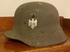 German Helmet, Mumford, Unif, Helmets, Baseball Hats, American, Hard Hats, Baseball Caps, Helmet