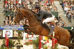 Gregory Wathelet and Eldorado van het Vijverhof. Photo (c) Jenny Abrahamsson.