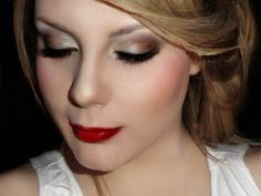 Taylor Swift inspired makeup look