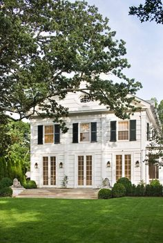 Gil Schafer Restores a Historic Nashville Home