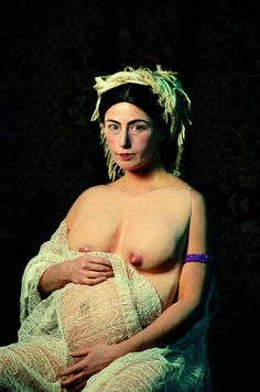 Cindy Sherman. One of my favorites of hers.