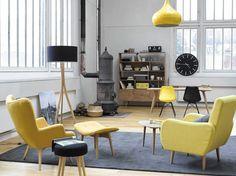 Donnez une touche personnelle à votre intérieur grâce à ces idées de fauteuils pour un salon aménagé avec goût.
