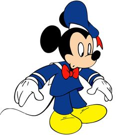 Mickey Mouse, 'Donald Duck'