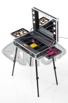 Perfect VTBE Portable Make Up Station