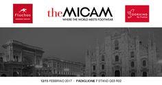 ¿Quieres conocer las últimas novedades de Fluchos y Dorking para la próxima temporada OI'17/18? Ven a visitarnos a #TheMicam del 12-15 de febrero, Pebellón 7 Stand Q03 R02 Te esperamos!! #micam #calzado #Milano #footwear #madeinspain #Moda #Show #fashion #chaussures #Milan