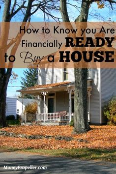 How to Know You Are Ready to Buy a House buy a home buying your first home #homeowner