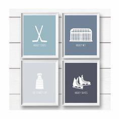 A personal favorite from my Etsy shop https://www.etsy.com/ca/listing/553987963/hockey-art-prints-printable-art-hockey