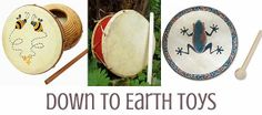 The Mindful Home: Quality Musical Instruments for Children and Babies (Including Eco Friendly, Made in the USA and Fair Trade)