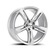 Paky Silver Alloy wheel / Cerchio in lega leggera Paky Silver Side