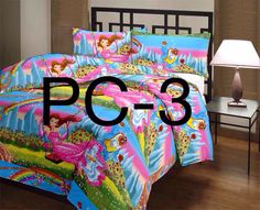 Princess cotton bedsheet