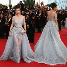 Sweetheart Blue Satin Beading Evening Dresses Elegant Formal Evening Gowns With Ruffles Simple Long Prom Dresses Real Image Evening Dresses Plus Size, Mermaid Evening Dresses, Formal Evening Dresses, Evening Gowns, Prom Dresses, Event Dresses, Blue Dresses, Wedding Dresses, Elie Saab Couture