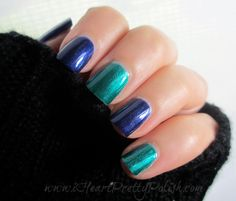 Zoya Fall 2013 Satins - Giovanna and Neve Swatch/Review