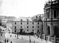 Basílica de San Francisco el Grande 1927 Best Hotels In Madrid, Foto Madrid, Madrid Travel, Andalucia, San Francisco, Old Pictures, Trip Planning, Louvre, Street View