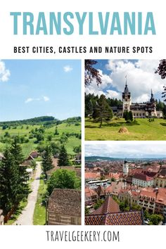 Get to know the real Transylvania by visiting the three main cities: Sibiu, Sighisoara and Brasov. You'll see how they breathe history and what all there's to see. Recommended day trips included, and of course the Dracula Castle (Bran Castle) is one of them. | Romania Travel | Transylvania Travel