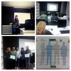 CLAUSURA Y ENTREGA DIPLOMAS. Programa Orientación y Coaching para el Empleo. Centro Juventud Sonseca