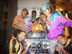 HIP HOP FASHION of the 90s (The Eighties, Nineties and the Twenty-First Century)