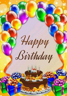 Wishing you many more