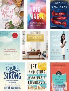 A Cozy Fall Reading List // Twin Stripe