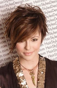 short hair!  If I tell you I want to cut my hair remind me of this pic!