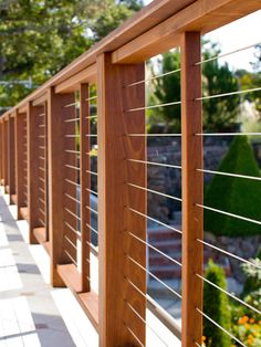 ideas deck stairs railing decor – 2019 – Deck ideas 31 ideas deck stairs railing decor 2019 31 ideas deck stairs railing decor The post 31 ideas deck stairs railing decor 2019 appeared first on Deck ideas. Deck Stair Railing, Wood Railing, Cable Railing, Railings For Decks, Deck Balustrade Ideas, Cable Fencing, Patio Stairs, Wood Stairs, Roof Deck