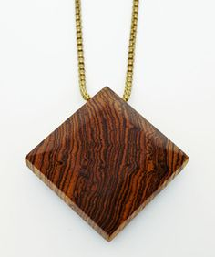 wood and gold