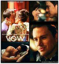 The Vow-really excited for it to come out! Looks very sweet!