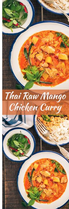 All the fans of mangoes and non-vegetarian dishes, Thai Raw Mango Chicken Curry is a must try for you all. Now, go ahead and pen down the easy recipe! #Thai #Recipe #Raw #Mango #Chicken #Curry