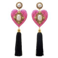 Freak Me Baby Earrings http://shop.nylon.com/collections/whats-new/products/freak-me-baby-earrings #NYLONshop