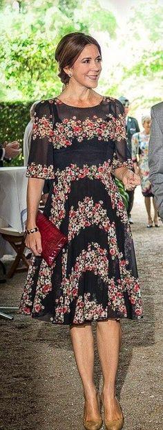 Crown Princess Mary of Denmark June 2, 2014