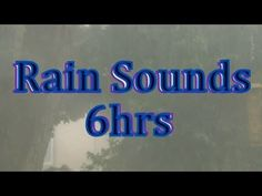 MP3 Downloads of many of my videos at http://www.texashighdef.net    This is 7 of my rain videos put together to make a 6 hour video.