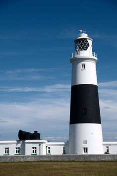 Alderney Lighthouse, England