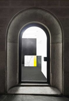 Yellowtrace | CLS Architetti tarafından MSGM Mağaza Milano 2013