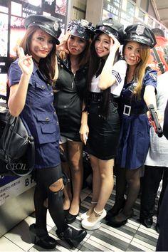 2014渋谷ハロウィン仮装コスプレ画像12