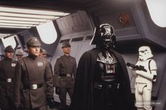 Star Wars: Episode VI - Return of the Jedi - David Prowse & Michael Pennington