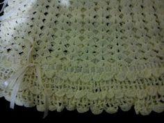 vestidito a crochet hecho por Miriam