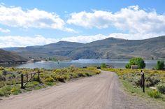 JD's Scenic Southwestern Travel Destination Blog: Blue Mesa Lake - Curecanti…