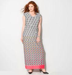 Diamond Ombre Maxi DressDiamond Ombre Maxi Dress,