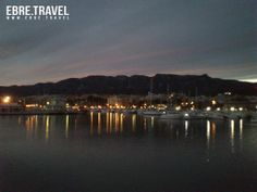 The night on the waters of #PortdelsAlfacs in #SantCarlesdelaRapita. At http://www.ebre.travel/ soon.  La nit sobre les aigües del #PortdelsAlfacs, a #SantCarlesdelaRapita. Properament a http://www.ebre.travel/  La noche sobre las aguas del #PortdelsAlfacs, en #SantCarlesdelaRapita. Próximamente en http://www.ebre.travel/