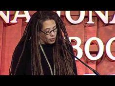 Nikky Finney's acceptance speech for poetry award.  I've never heard a better acceptance speech in my life.