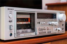 Stereo Cassette Deck SONY TC-K71