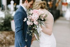 Minnesota Lydia + Michael: Wedded Bliss at Loring Social | Sixpence Events & Planning | Kate Becker Photography